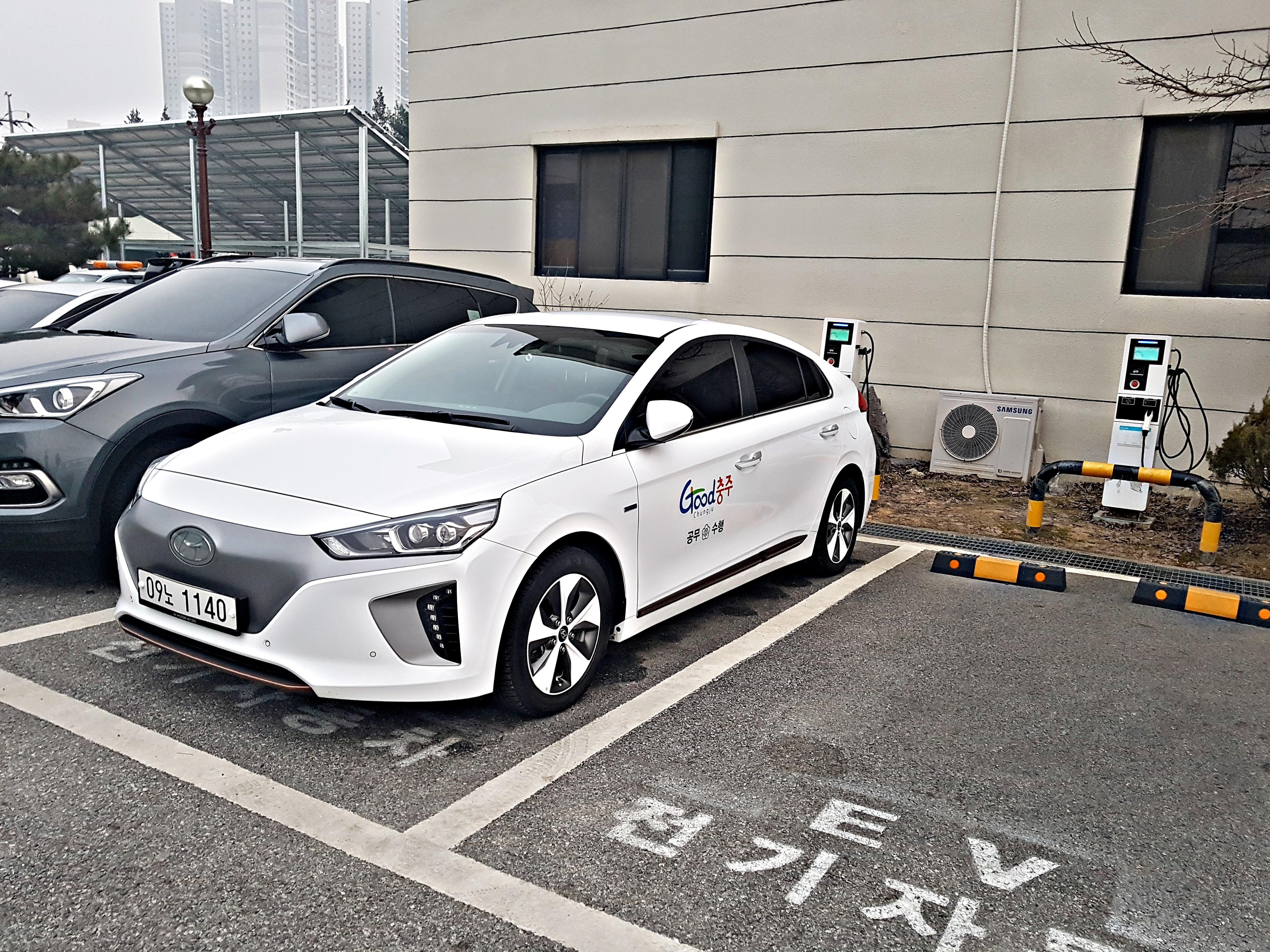 충주시, 전기자동차 민간보급사업 신청 접수