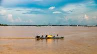 캄보디아의 여름