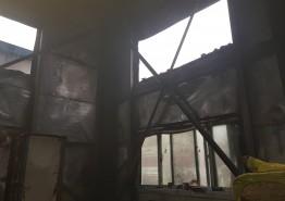 주덕소재 공장 화재사고
